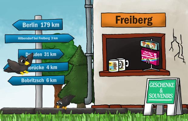 Geschenke Laden Freiberg