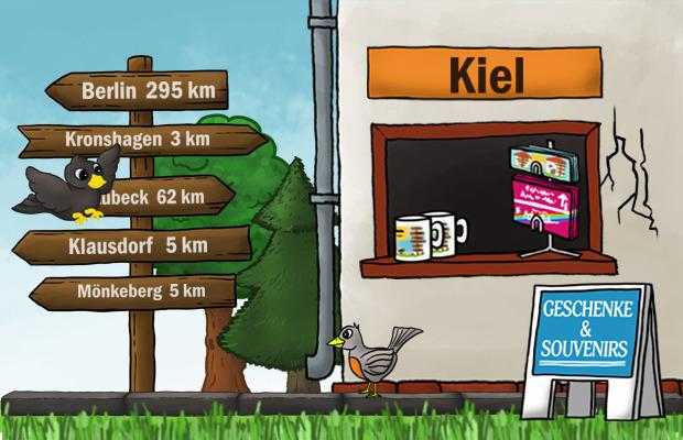 Geschenke Laden Kiel