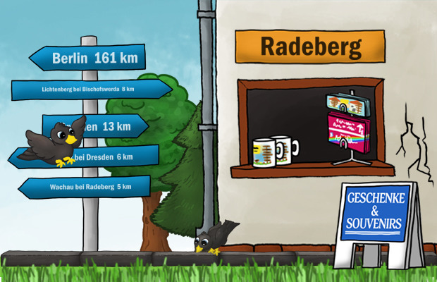 Geschenke Laden Radeberg