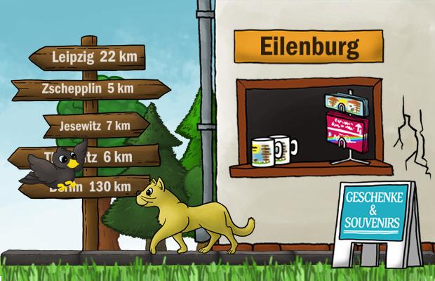 Geschenke Laden Eilenburg