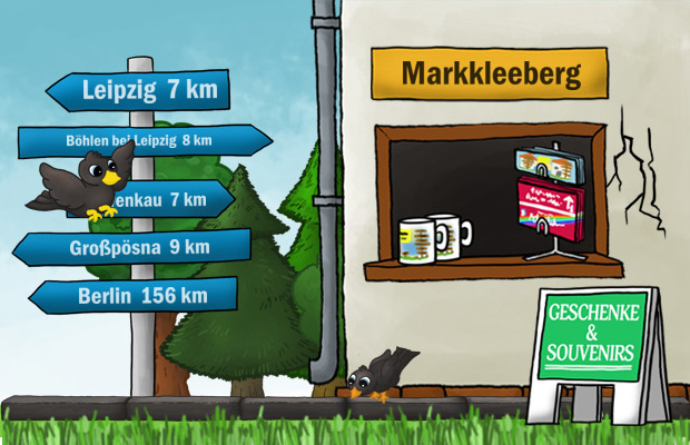 Geschenke Laden Markkleeberg