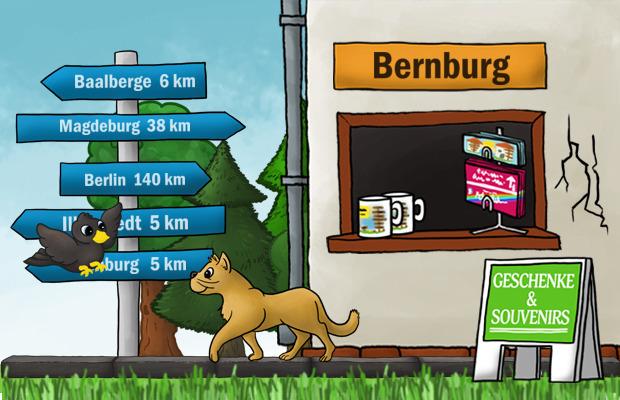 Geschenke Laden Bernburg