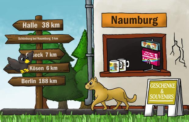 Geschenke Laden Naumburg