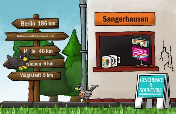 Geschenke Laden Sangerhausen