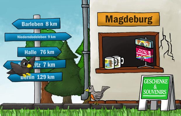 Geschenke Laden Magdeburg