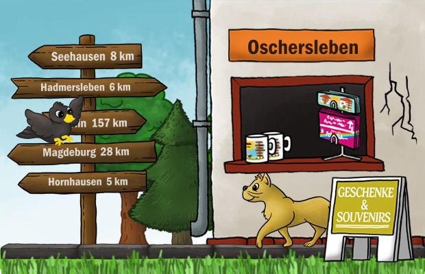 Geschenke Laden Oschersleben