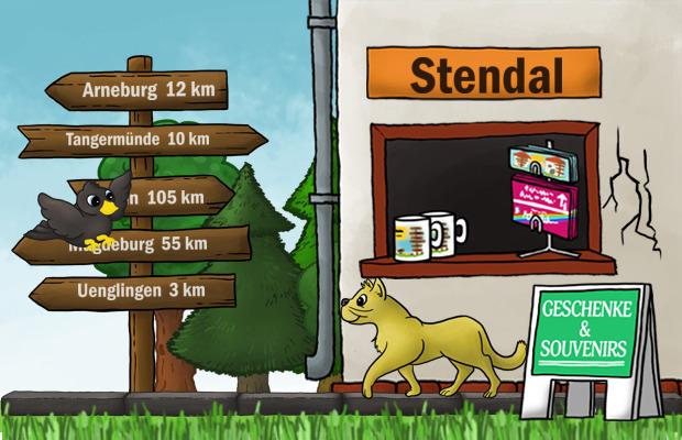 Geschenke Laden Stendal