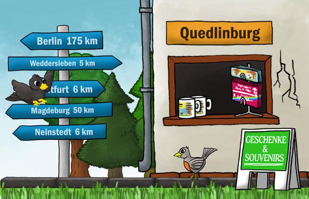 Geschenke Laden Quedlinburg