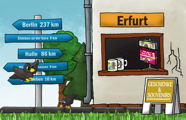 Geschenke Laden Erfurt