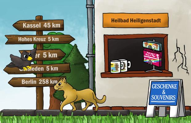 Geschenke Laden Heilbad Heiligenstadt