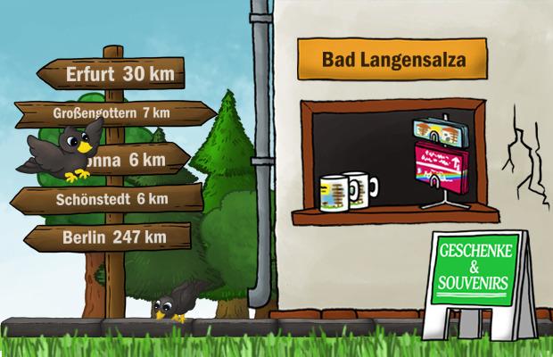Geschenke Laden Bad Langensalza