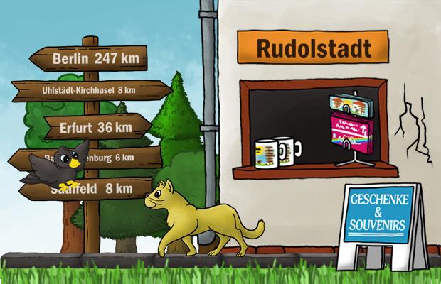 Geschenke Laden Rudolstadt