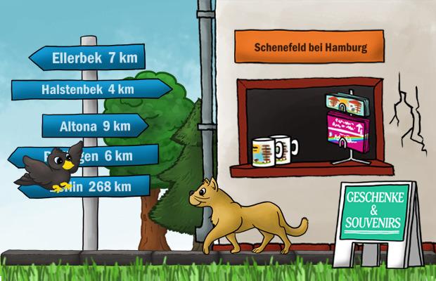 Geschenke Laden Schenefeld bei Hamburg