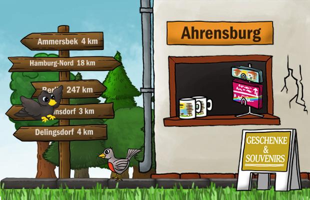 Geschenke Laden Ahrensburg