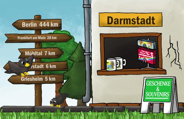 Geschenke Laden Darmstadt