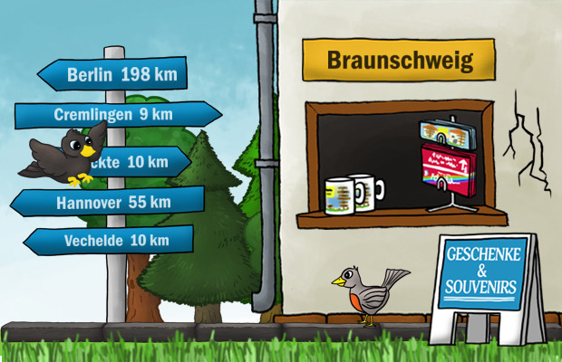 Geschenke Laden Braunschweig