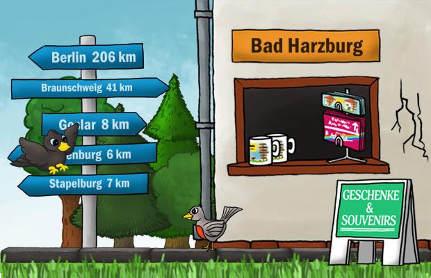 Geschenke Laden Bad Harzburg