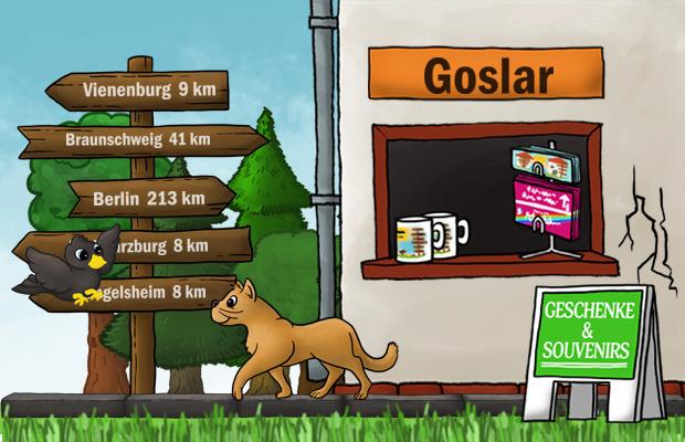 Geschenke Laden Goslar