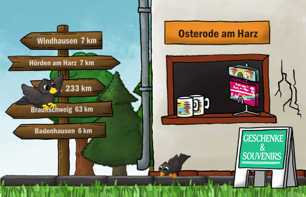 Geschenke Laden Osterode am Harz