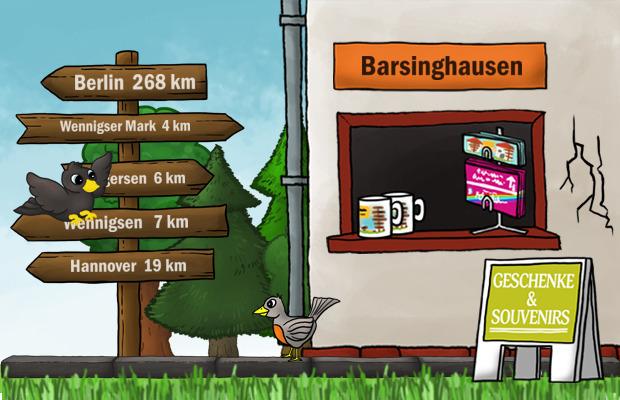 Geschenke Laden Barsinghausen
