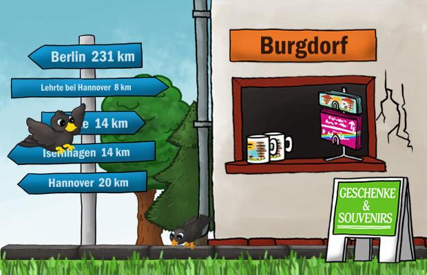 Geschenke Laden Burgdorf