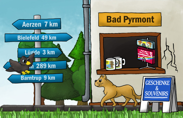 Geschenke Laden Bad Pyrmont