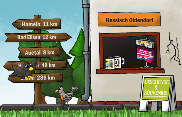 Geschenke Laden Hessisch Oldendorf