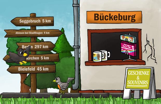 Geschenke Laden Bckeburg