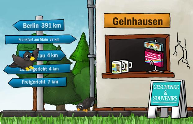 Geschenke Laden Gelnhausen