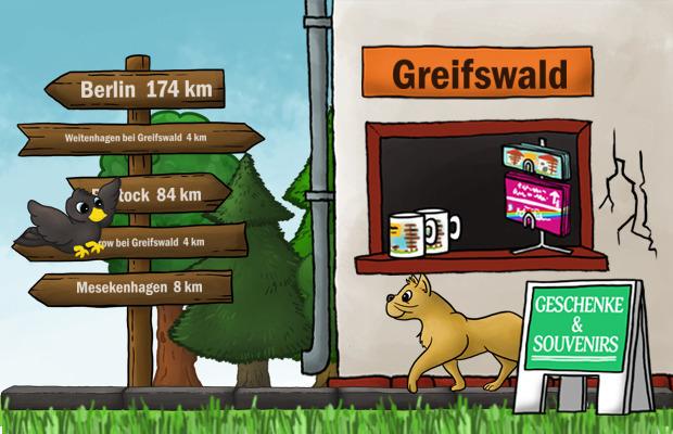 Geschenke Laden Greifswald