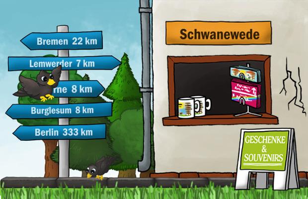 Geschenke Laden Schwanewede