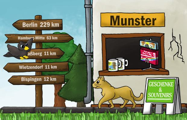 Geschenke Laden Munster