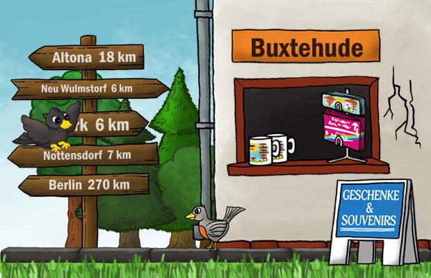 Geschenke Laden Buxtehude