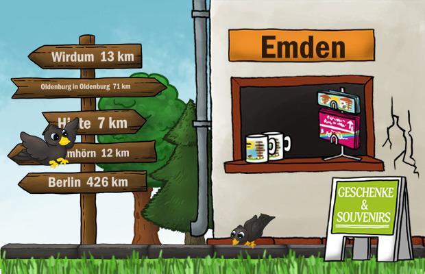 Geschenke Laden Emden