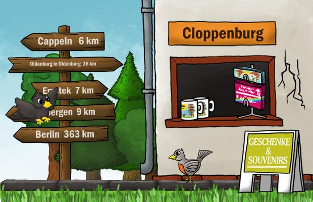 Geschenke Laden Cloppenburg