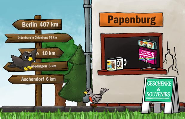 Geschenke Laden Papenburg