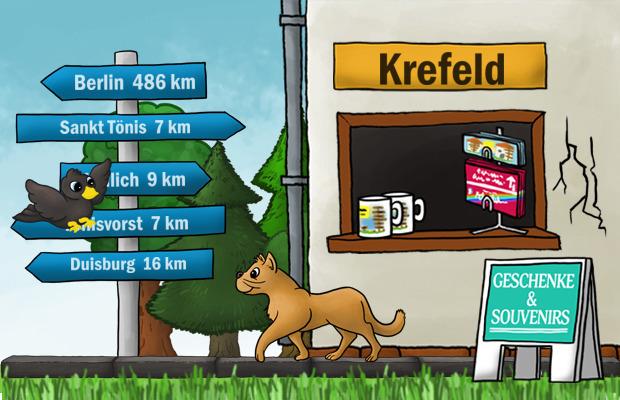 Geschenke Laden Krefeld