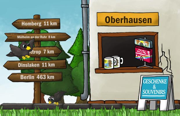 Geschenke Laden Oberhausen