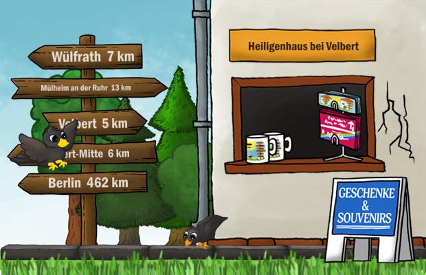 Geschenke Laden Heiligenhaus bei Velbert