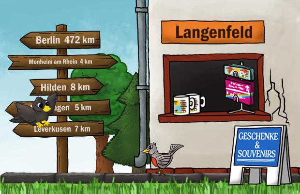 Geschenke Laden Langenfeld