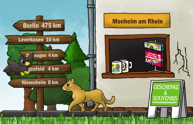 Geschenke Laden Monheim am Rhein