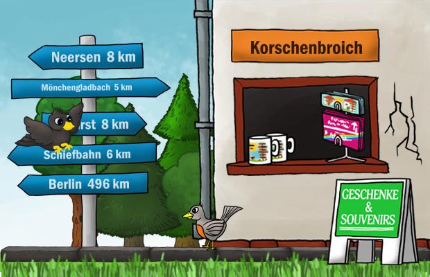 Geschenke Laden Korschenbroich