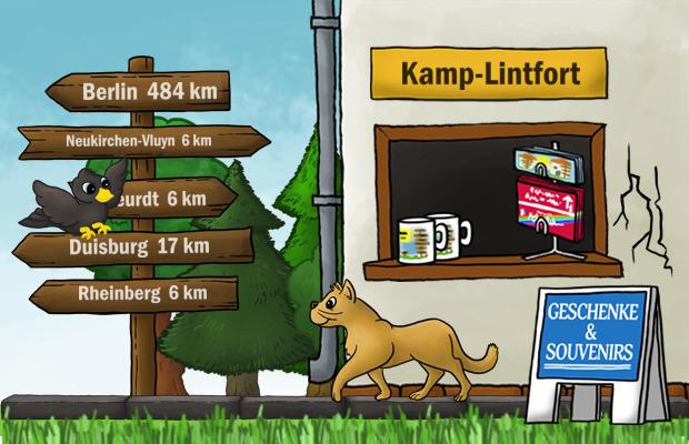 Geschenke Laden Kamp-Lintfort