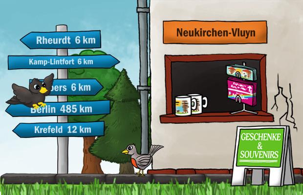 Geschenke Laden Neukirchen-Vluyn