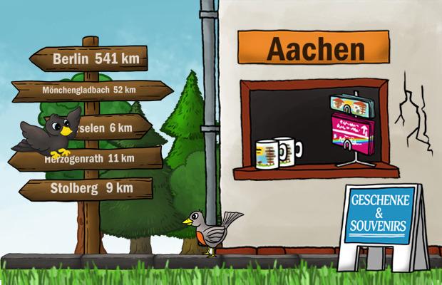 Geschenke Laden Aachen
