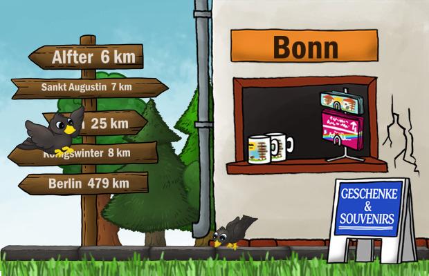 Geschenke Laden Bonn