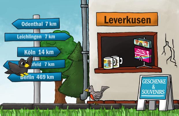 Geschenke Laden Leverkusen