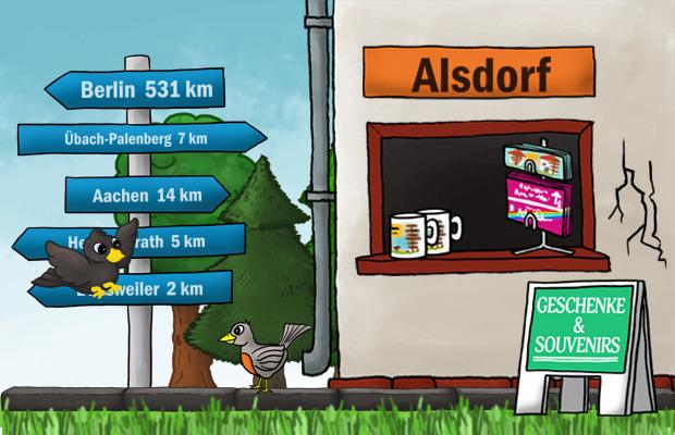 Geschenke Laden Alsdorf
