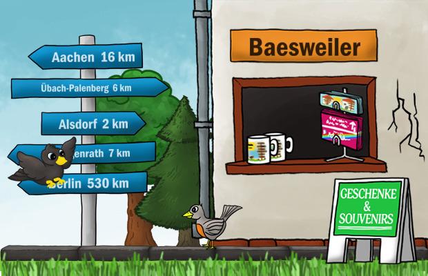 Geschenke Laden Baesweiler