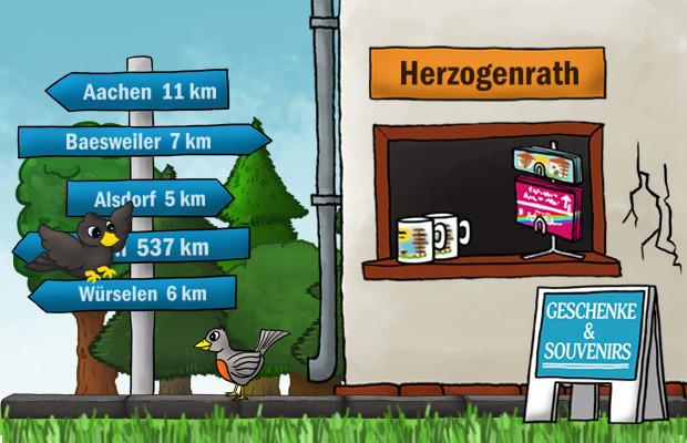 Geschenke Laden Herzogenrath